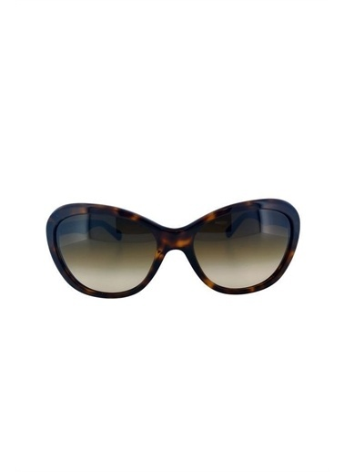 Dolce&Gabbana Dolce&Gabbana 4150 Col 2587/13 5518 Havana Kemik Çerçeve Cam Kadın Güneş Gözlüğü Kahve